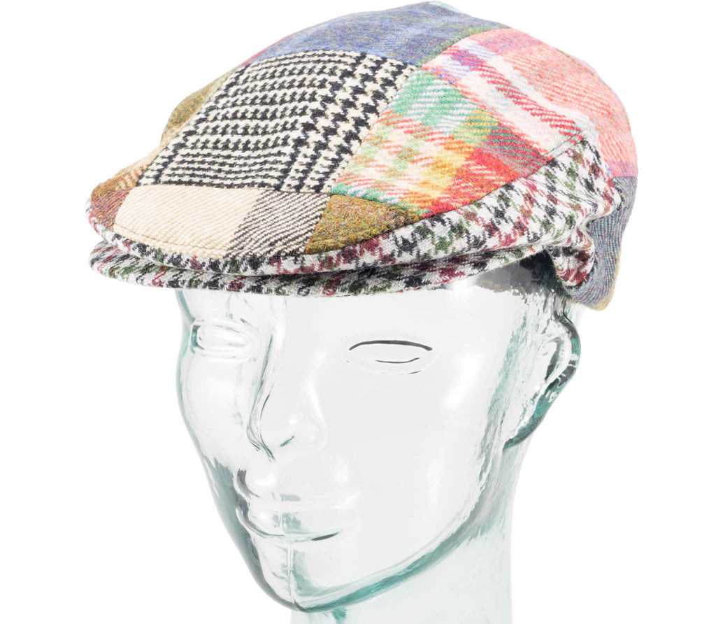 Patchwork Cap - Vintage Style Cap - John Hanly – Real Irish f427965770b