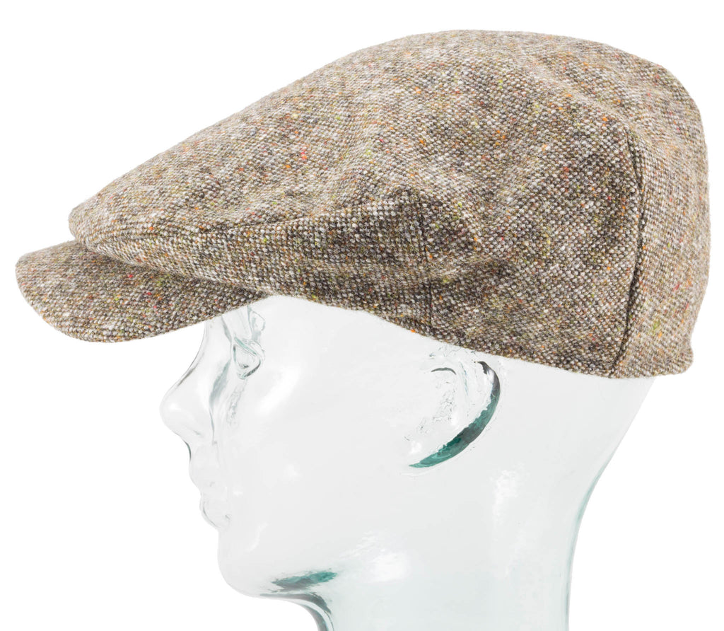 Extended Brim - Vintage Style Cap - Hanna Hats