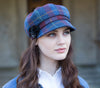 Mucros Weavers Ladies Tweed Newsboy Hat