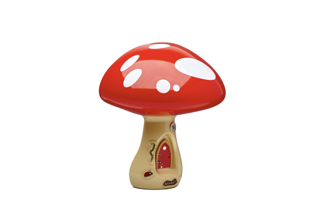The Irish Fairy Door 3D Toadstool Nightlight