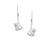 Celtic Tree of Life Sterling Silver Earrings - Small