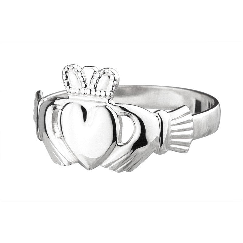 S2280 Childrens Claddagh Ring by Shanore