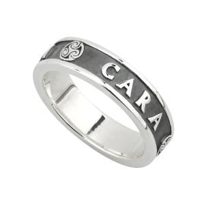 New Design S2842 Ladies 'Mo Anam Cara' Ring by Solvar