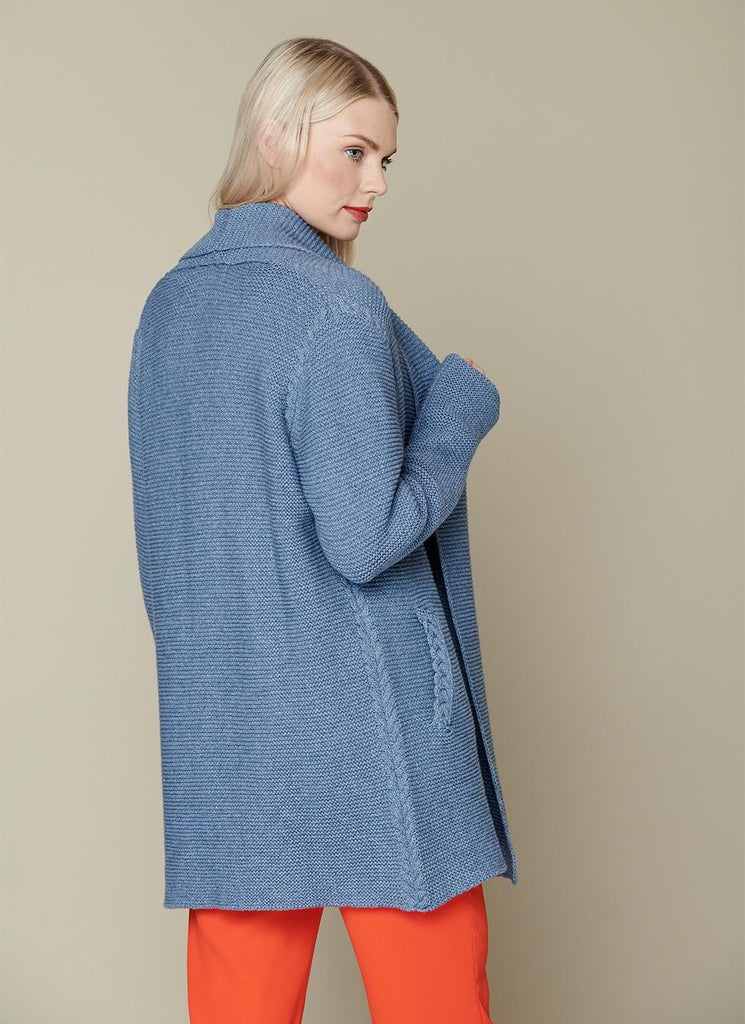 Women's Sutton Links Cable Cardigan