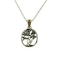 Women's Tree of Life Small Pendant
