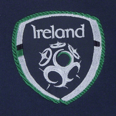 Umbro Ireland Aftermatch Soccer Hoody - Blue