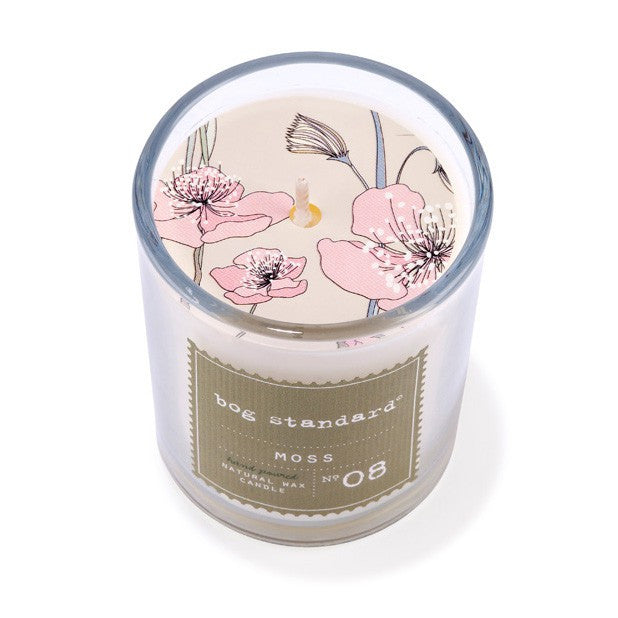 Mini Votive Scented Candle by Bog Standard