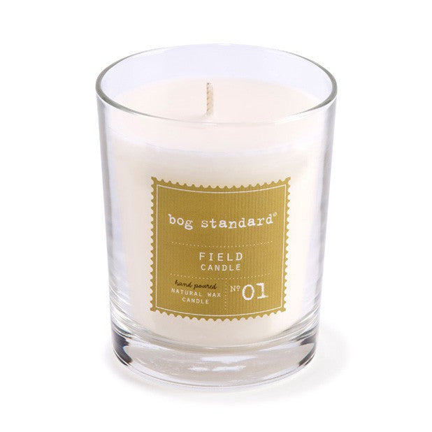Large Scented Candle by Bog Standard
