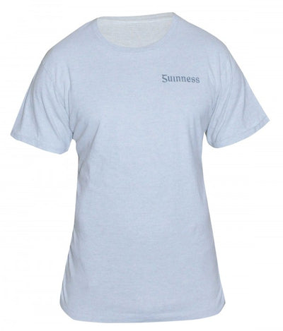 Grey Guinness Gaelic Label T-Shirt - G6067