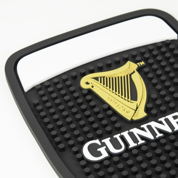 Guinness Gravity Glass PVC Bar Mat