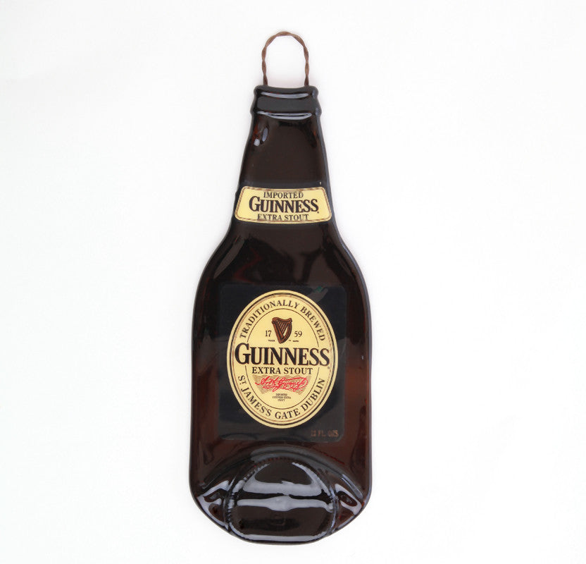 Guinness Bottle Art