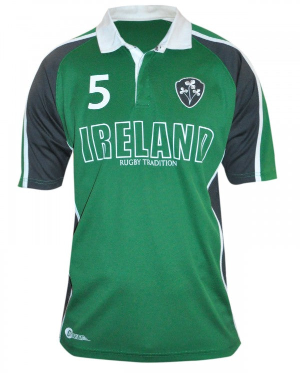 Guinness Croker Brand Performance Rugby Jersey - IR4040