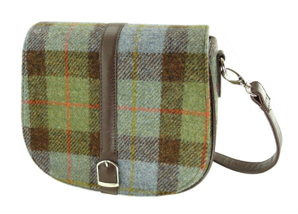 Harris Tweed Shoulder Bag - Beauly LB1000