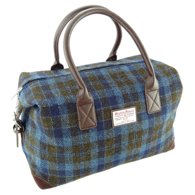 Harris Tweed Overnight Bag - Esk LB1006