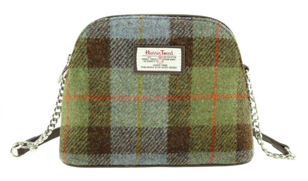 Harris Tweed Small Ladies Shoulder Bag - Leven LB1120