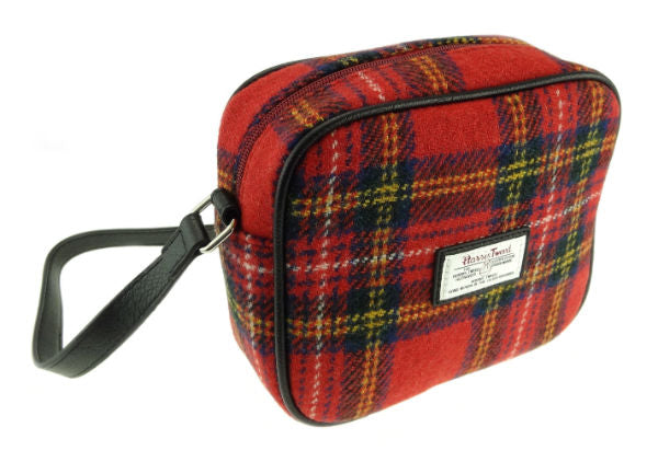 Harris Tweed Mini Shoulder Bag - Almond LB1210