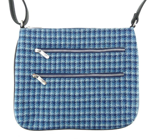 Harris Tweed Cross Body Bag - Teviot LB1229