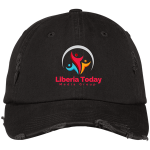 Liberia Today Media Distressed Dad Cap