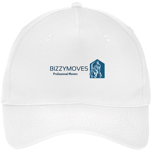 BIZZYMOVES Five Panel Twill Cap