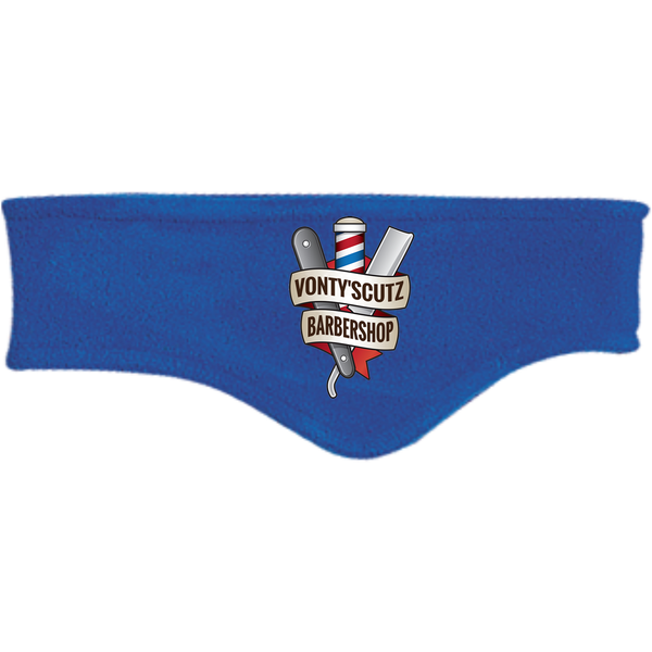 Vonty's Barbershop Fleece Headband