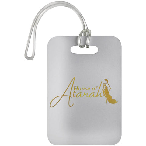 House of Atarah logo House of Atarah Luggage Bag Tag