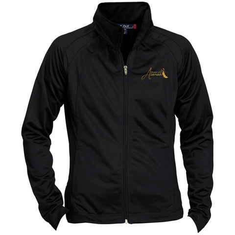House of Atarah logo House of Atarah Ladies' Raglan Sleeve Warmup Jacket