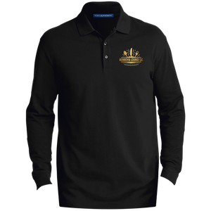 Monrovia Lounge Men's EZCotton™ LS Polo