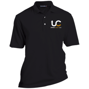 Uprise Credit Dri-Mesh Short Sleeve Polo