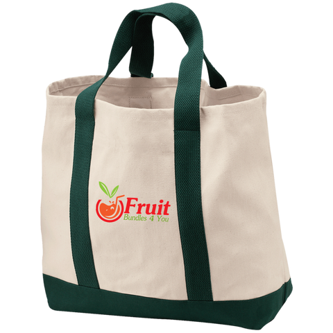Fruit Bundles 4 You Shopping Tote