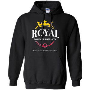 Royal Family Pullover Hoodie 8 oz.