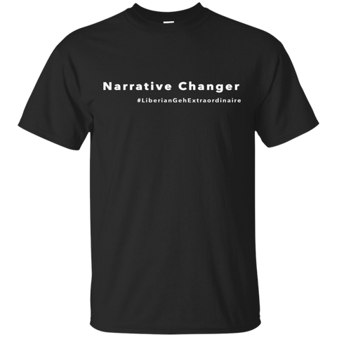 Liberiangeh Narrative Changer T-Shirt