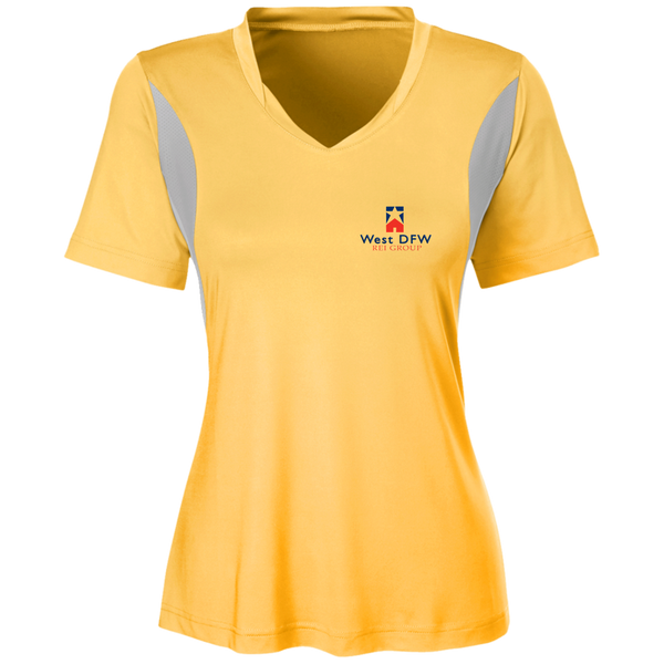 West DFW REI/We Buy Houses Ladies' All Sport Jersey Front/Back