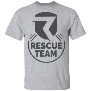 CTM/ Rescue Team T-Shirt Front/Back