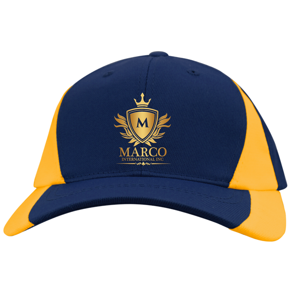MARCO INTL Mid-Profile Colorblock Hat