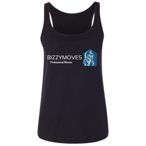 BIZZYMOVES Ladies' Relaxed Jersey Tank