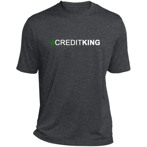 #CREDITKING Dri-Fit Moisture-Wicking T-Shirt
