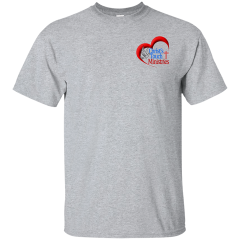 CTM/ Love God, Love Others T-Shirt Front/Back