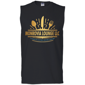 Monrovia Lounge Men's Sleeveless T-Shirt