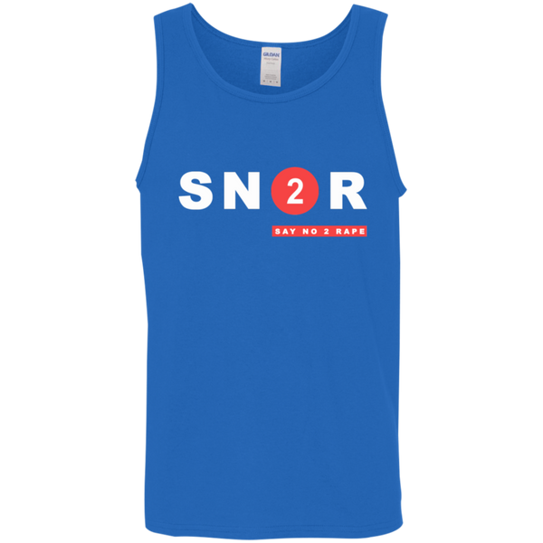 SN2R Cotton Tank Top 5.3 oz.