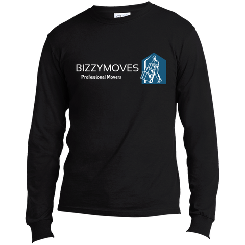 BIZZYMOVES Long Sleeve Made in the US T-Shirt