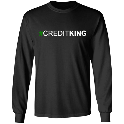 #CREDITKING LS Ultra Cotton T-Shirt