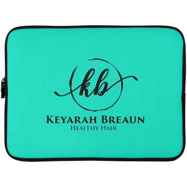 Keyarah Breaun Laptop Sleeve - 15 Inch