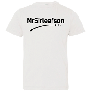MrSirleafson Youth Jersey T-Shirt