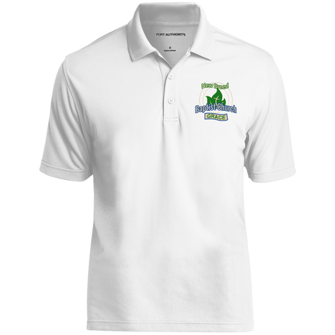 New Breed Baptist Grace UV Micro-Mesh Polo