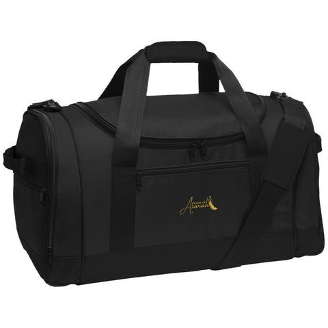 House of Atarah logo House of Atarah Travel Sports Duffel