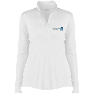 BIZZYMOVES Ladies' Competitor 1/4-Zip Pullover