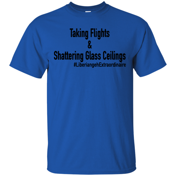 Taking Flights & Shattering Glass Ceilings T-Shirt