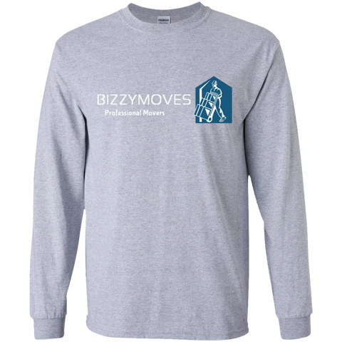 BIZZYMOVES Youth LS T-Shirt
