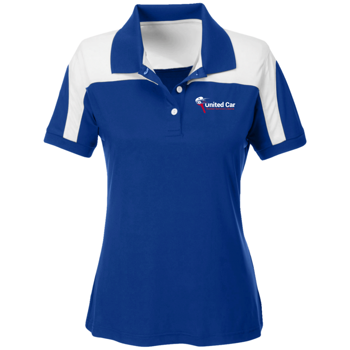 United Car Rental Service Liberia Team 365 Ladies' Polo