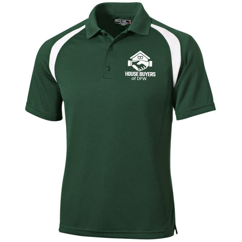 HBDFW1 HBDFW-Wicking Tag-Free Golf Shirt